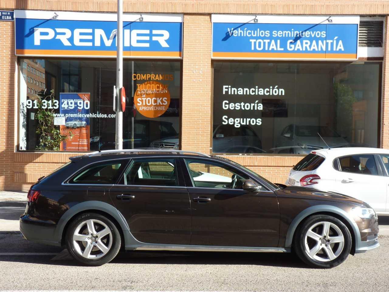 Audi A6 Allroad Quattro 3.0 TDI 218cv quattro S tron Advanced ed   - Foto 1