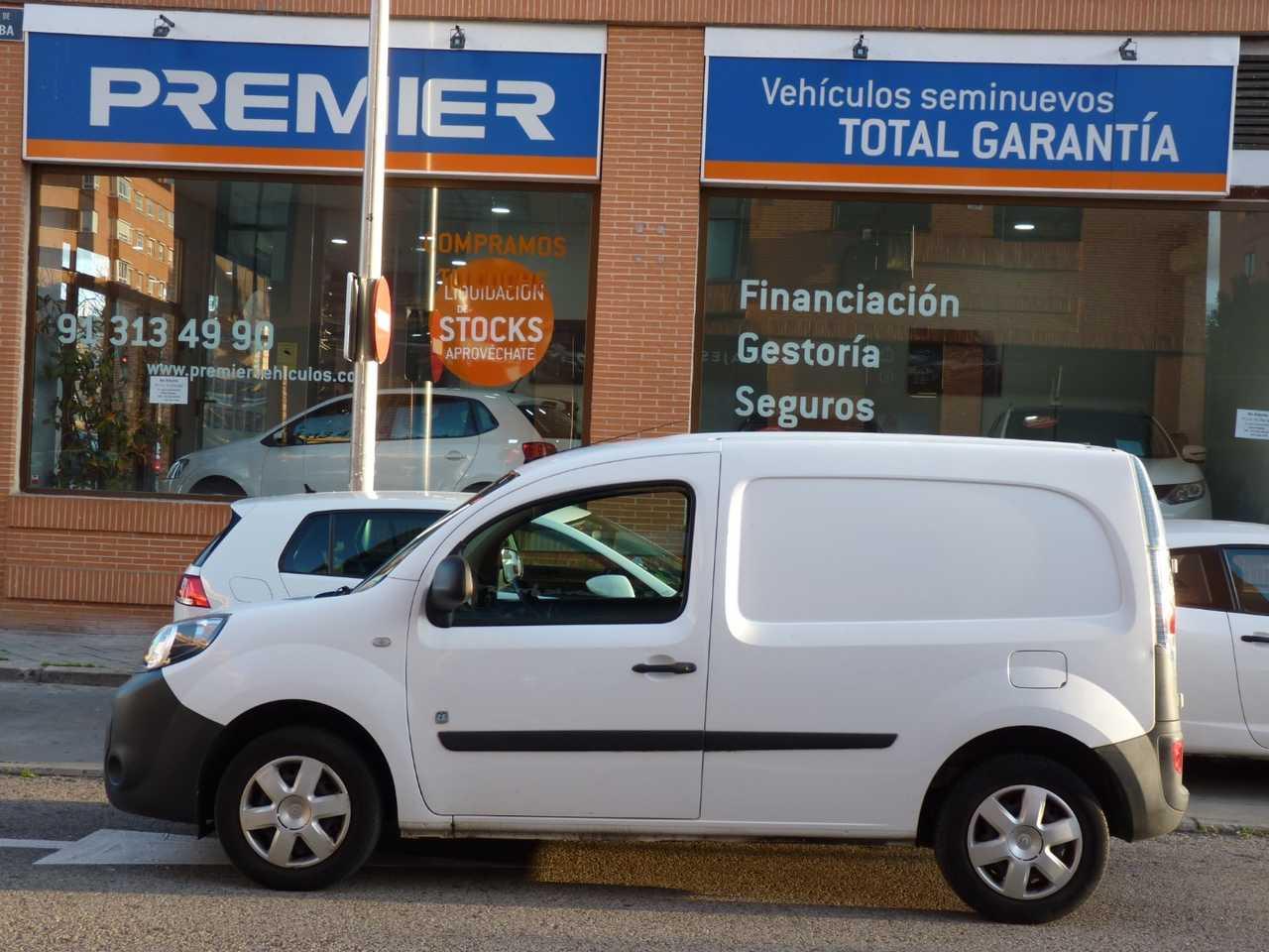 Renault Kangoo ze 100% electrico  - Foto 1