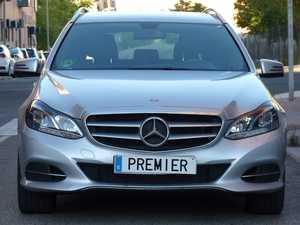 Mercedes Clase E 220 BlueTEC Avantgarde Estate  - Foto 2