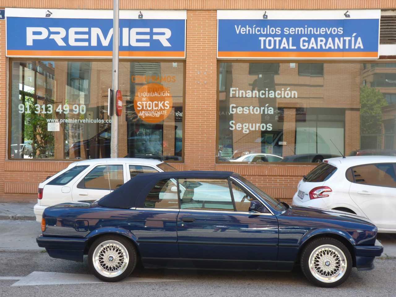 BMW Serie 3 Cabrio 318I E30  - Foto 1