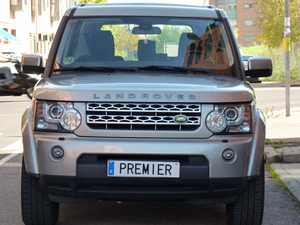 Land-Rover Discovery 4 3.0 TDV6 SD  - Foto 2