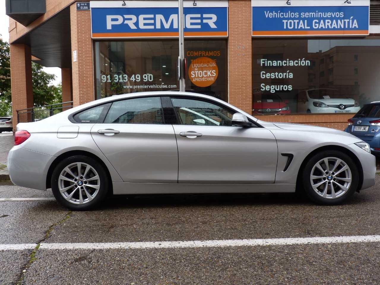 BMW Serie 4 Gran Coupé 420D   - Foto 1