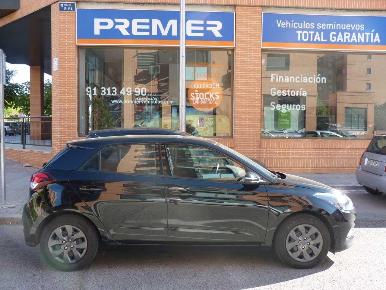 Hyundai i20 1.2 MPI  25 Aniversario  - Foto 1