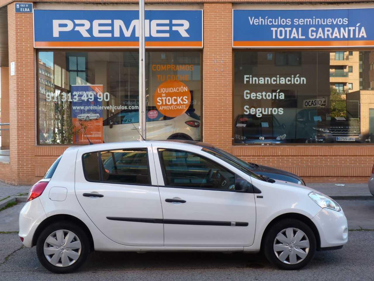Renault Clio  Yahoo dCi 75  eco2 5p  - Foto 1