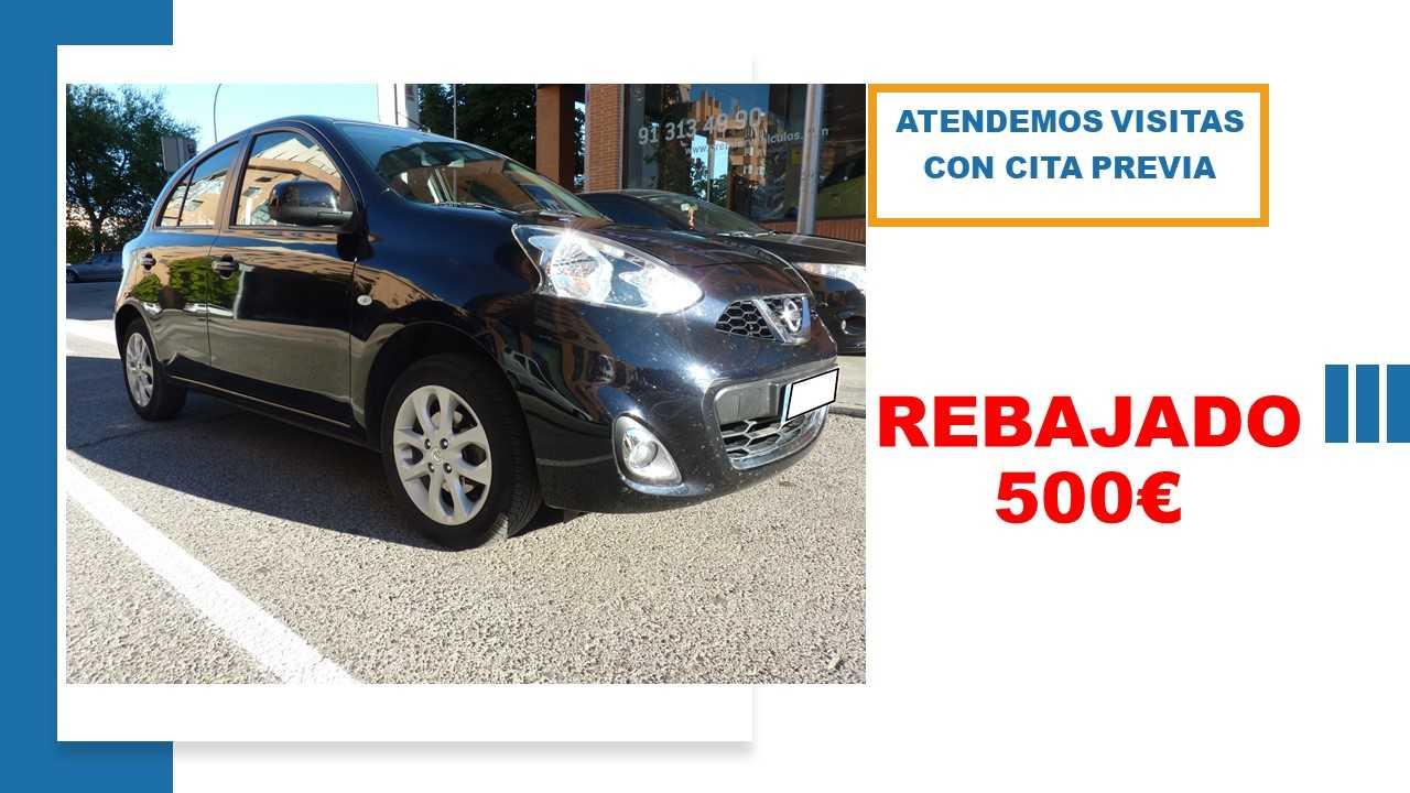 Nissan Micra 1.2 G ACENTA  - Foto 1