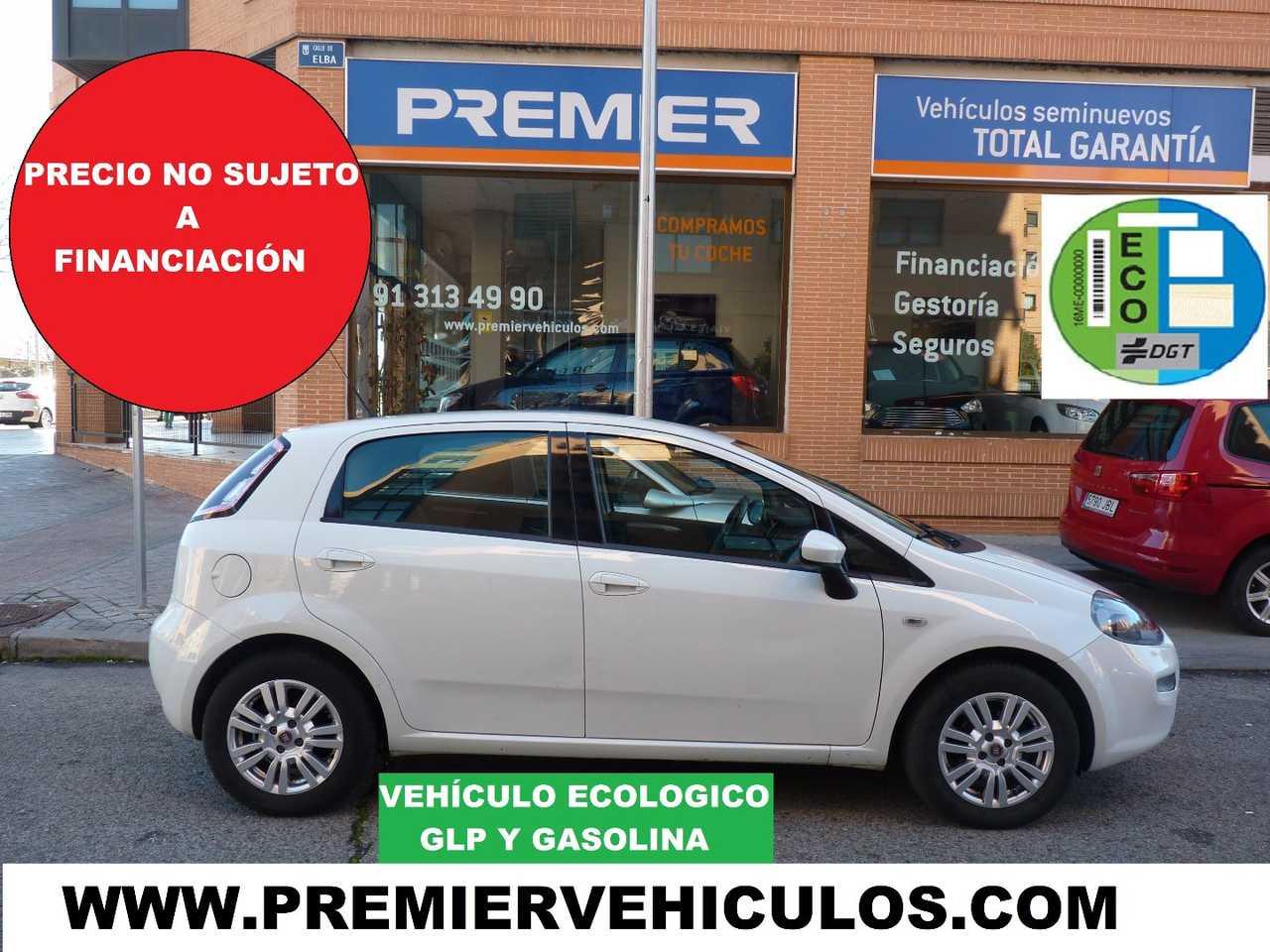 Fiat Grande punto 1.4 8v Easy 77CV GasolinaGLP Gasolina Y GLP  - Foto 1