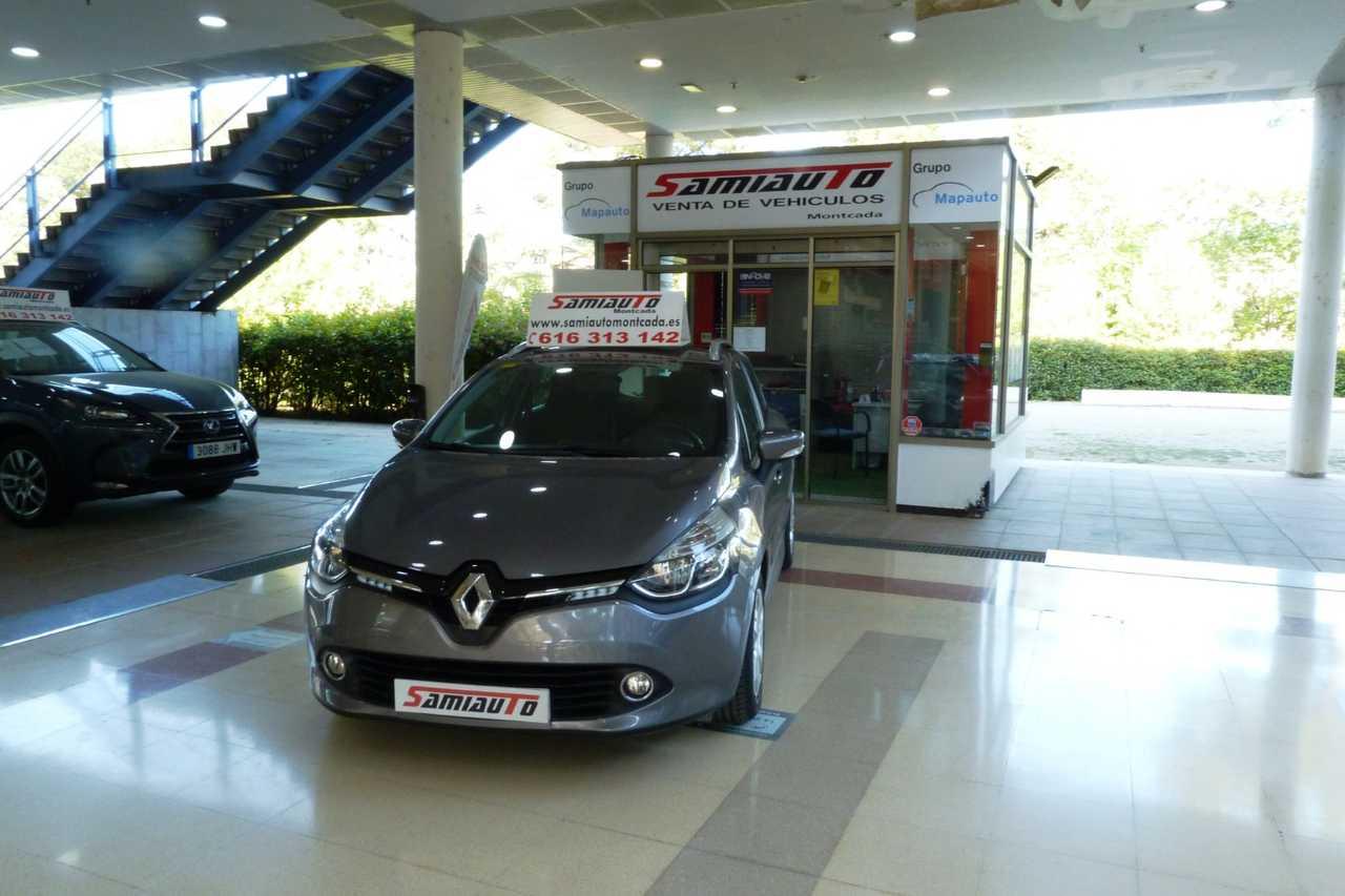 Renault Clio Sport  Tourer 1500 DCI 90 CV FAMILIAR UN SOLO PROPIETARIO LIBRO DE REVISIONES  - Foto 1
