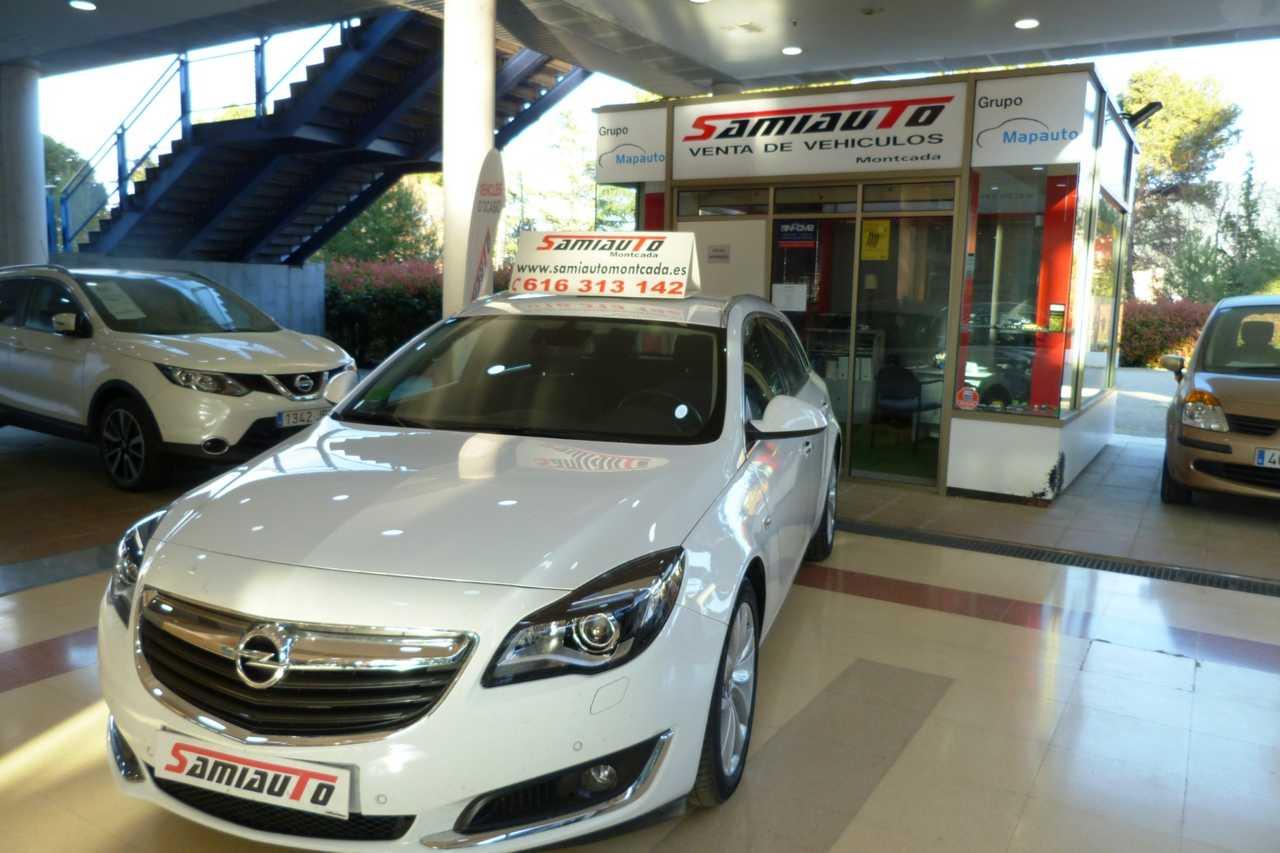 Opel Insignia Sports Tourer Insignia ST 2.0 CDTi SS TURBO D Excellence 5p UN SOLO PROPIETARIO LIBRO DE REVISIONES  - Foto 1