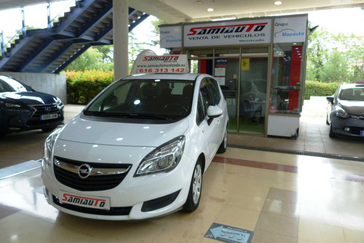 Opel Meriva Meriva 1.6 CDTI 110 CV SS Selective 5p UN SOLO PROPIETARIO LIBRO DE REVISIONES  - Foto 1