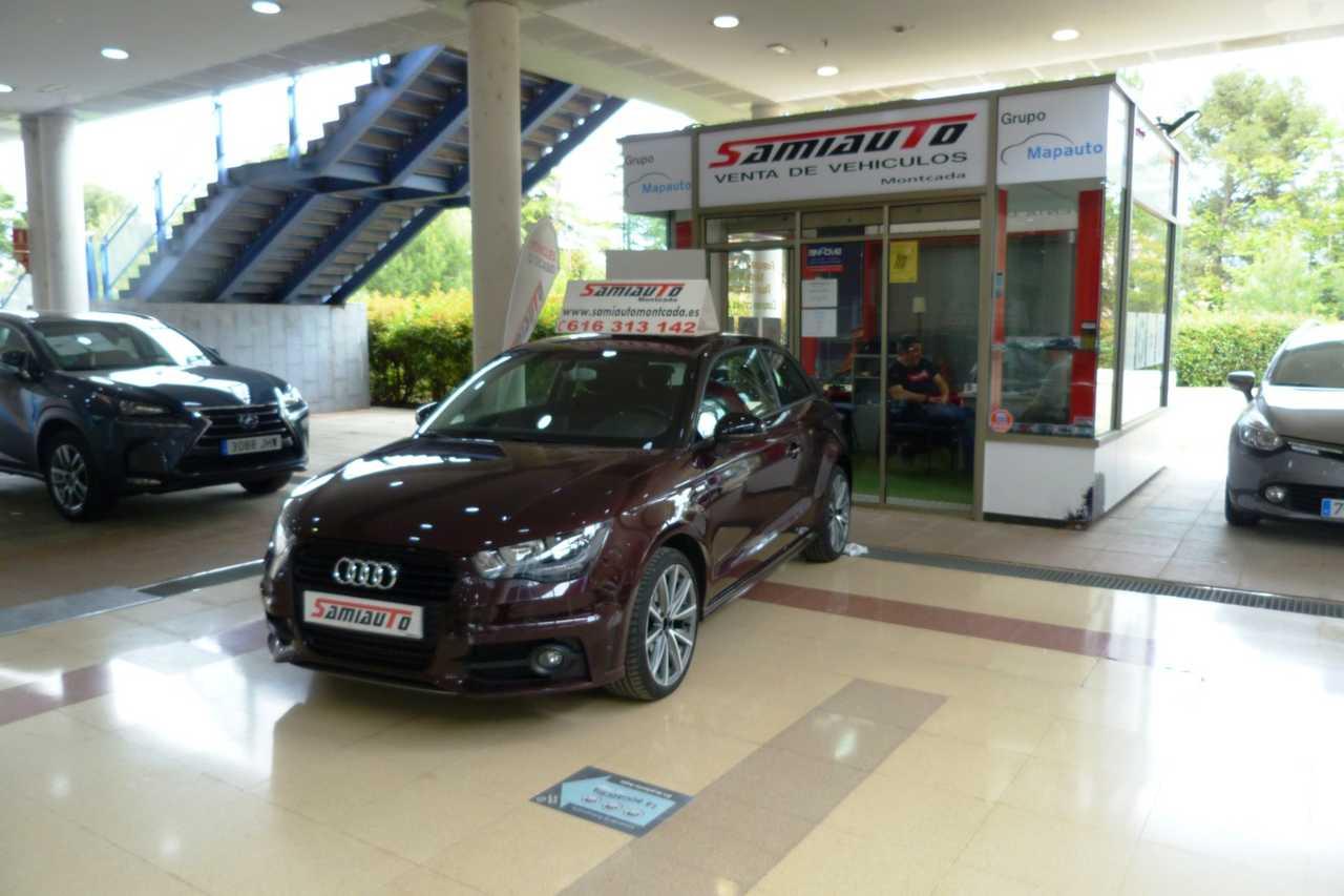 Audi A1 A1 1.6 TDI 105cv Adrenalin2 3p UN SOLO PROPIETARIO LIBRO DE REVISIONES  - Foto 1