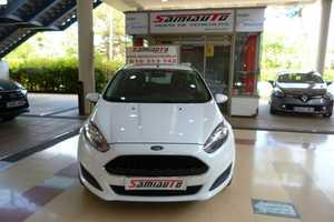 Ford Fiesta Fiesta 1.5 TDCi 55kW 75CV Trend 5p 5p UN SOLO PROPIETARIO LIBRO DE REVISIONES  - Foto 3