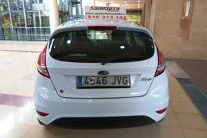 Ford Fiesta Fiesta 1.5 TDCi 55kW 75CV Trend 5p 5p UN SOLO PROPIETARIO LIBRO DE REVISIONES  - Foto 2