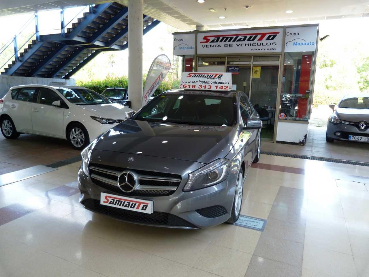 Mercedes Clase A URBAN 7G DCT AUTOMATICO UN SOLO PROPIETARIO LIBRO DE REVISIONES  - Foto 1