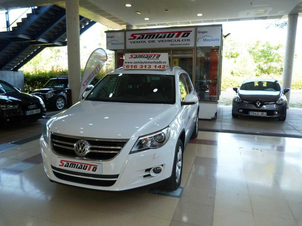 Volkswagen Tiguan VOLKSWAGEN Tiguan 2.0 TDI 140cv 4x4 Excellence UN SOLO PROPIETARIO PARTICULAR  - Foto 1