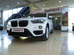 BMW X1 X1 sDrive18d 5p 150cv automático UN SOLO PROPIETARIO LIBRO DE REVISIONES  - Foto 2