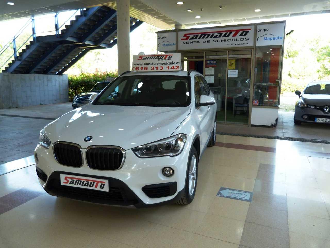 BMW X1 X1 sDrive18d 5p 150cv automático UN SOLO PROPIETARIO LIBRO DE REVISIONES  - Foto 1