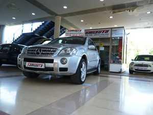 Mercedes Clase M Clase M ML 320 CDI 4M 5p AUTOMATICO UN SOLO PROPIETARIO LIBRO DE REVISIONES  - Foto 2