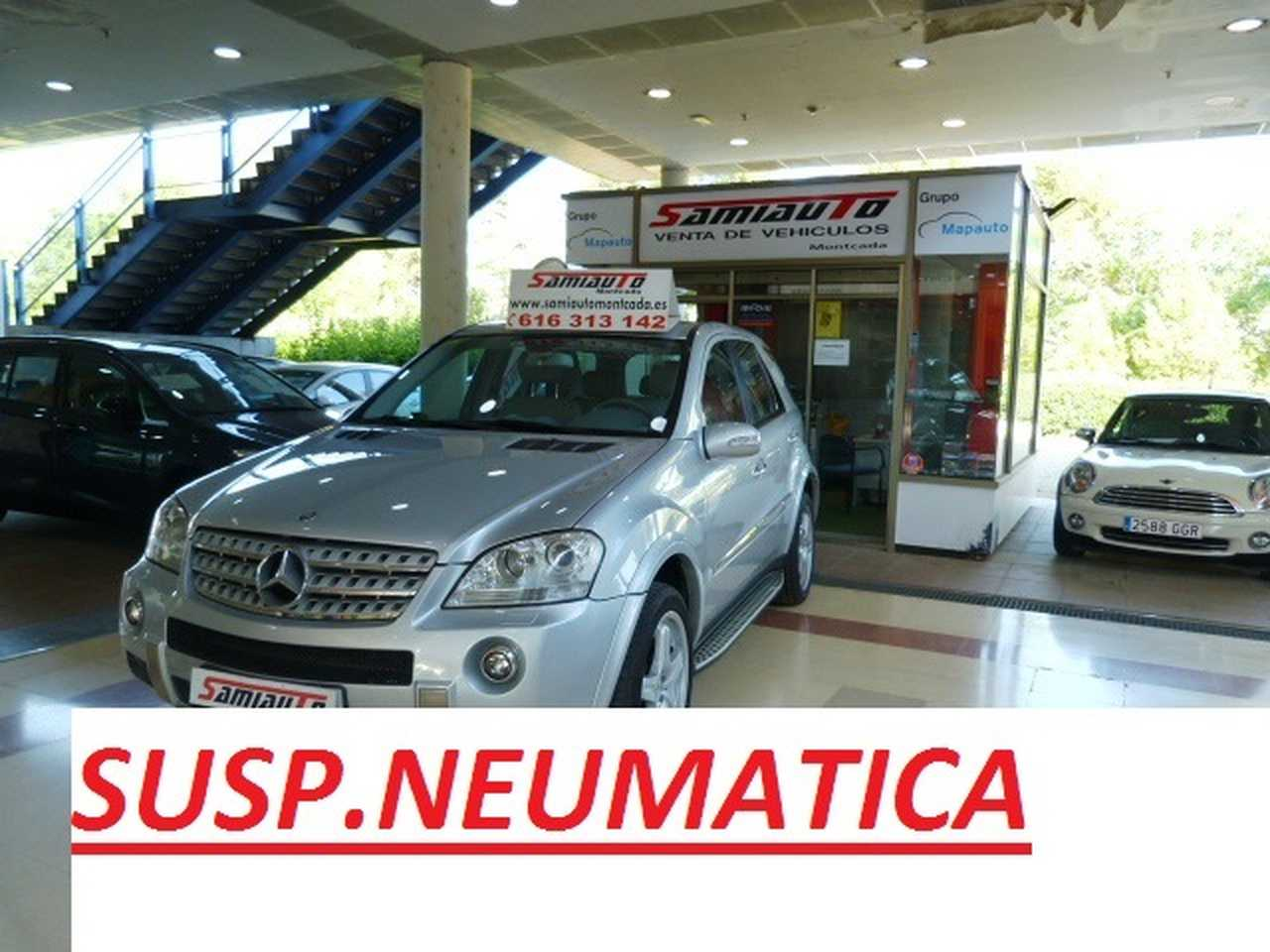 Mercedes Clase M Clase M ML 320 CDI 4M 5p AUTOMATICO UN SOLO PROPIETARIO LIBRO DE REVISIONES  - Foto 1