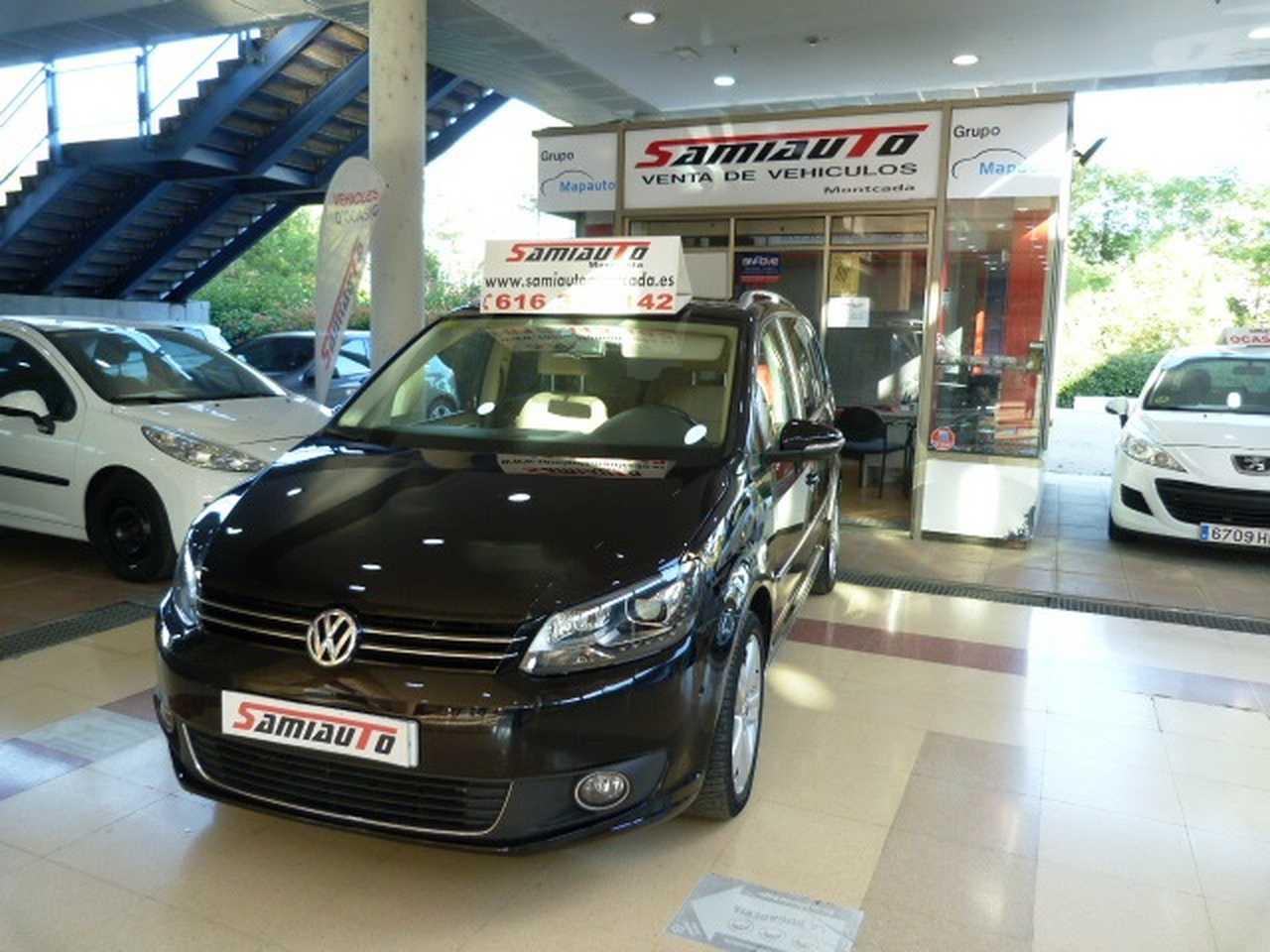 Volkswagen Touran Touran 2.0 TDI 140cv DSG Sport 5p UN SOLO PROPIETARIO LIBRO DE REVISIONES  - Foto 1