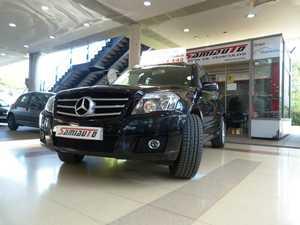 Mercedes Clase GLK Clase GLK GLK 220 CDI Blue Efficiency 5p. UN SOLO PROPIETARIO LIBRO DE REVISIONES  - Foto 3