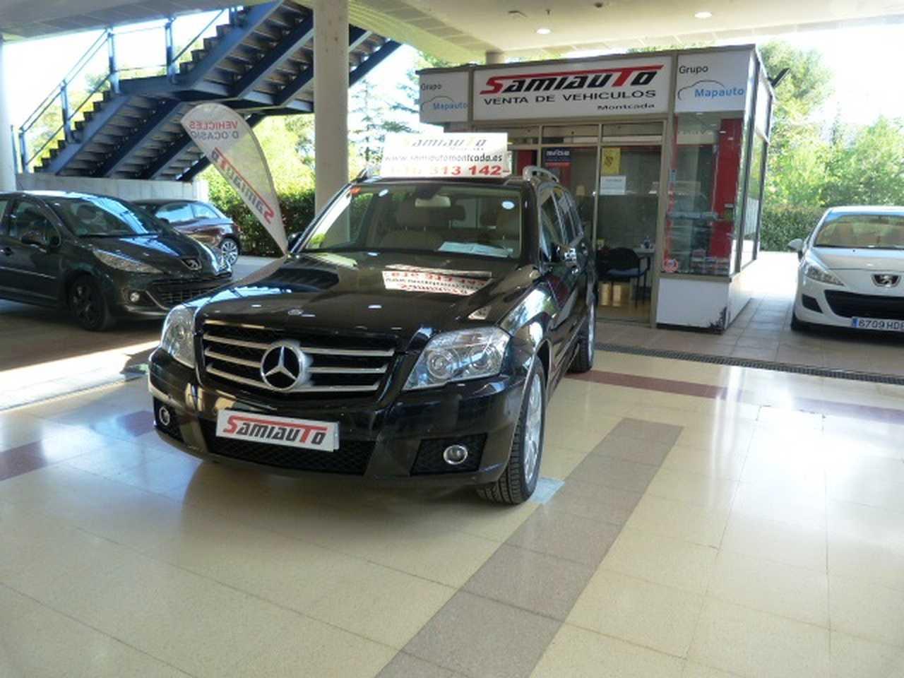 Mercedes Clase GLK Clase GLK GLK 220 CDI Blue Efficiency 5p. UN SOLO PROPIETARIO LIBRO DE REVISIONES  - Foto 1
