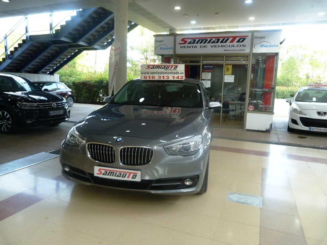 BMW Serie 5 Gran Turismo Serie 5 520d Gran Turismo 5p. UN SOLO PROPIETARIO LIBRO DE REVISIONES  - Foto 1