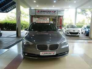 BMW Serie 5 Gran Turismo Serie 5 520d Gran Turismo 5p. UN SOLO PROPIETARIO LIBRO DE REVISIONES  - Foto 2