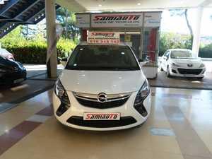 Opel Zafira  Tourer     Tourer 1.6 CDTi SS 136 CV Excellence 5p  MUY MUY BIEN CUIDADO KILÓMETROS CERTIFICADOS  - Foto 2