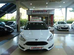 Ford Focus 1.6 TDCi 115cv Trend 5p UN SOLO PROPIETARIO LIBRO DE REVISIONES  - Foto 2