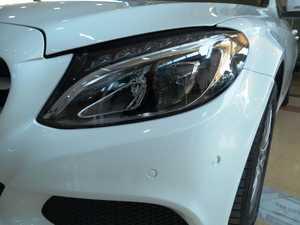 Mercedes Clase C Clase C C 200 4p. UN SOLO PROPIETARIO LIBRO DE REVISIONES  - Foto 2