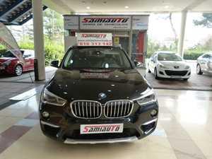 BMW X1 X1 sDrive18d 5p. UN SOLO PROPIETARIO LIBRO DE REVISIONES  - Foto 2
