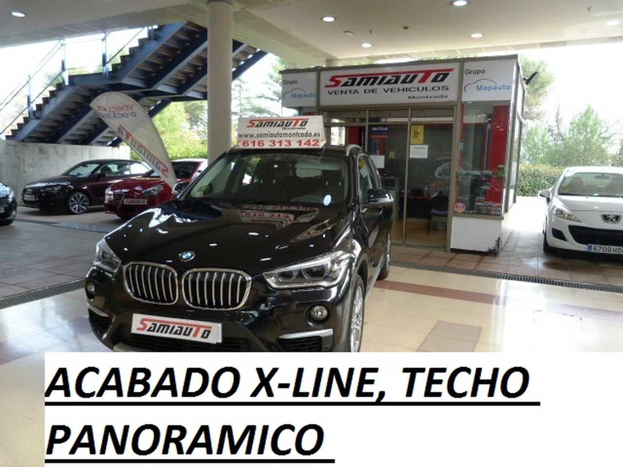 BMW X1 X1 sDrive18d 5p. UN SOLO PROPIETARIO LIBRO DE REVISIONES  - Foto 1