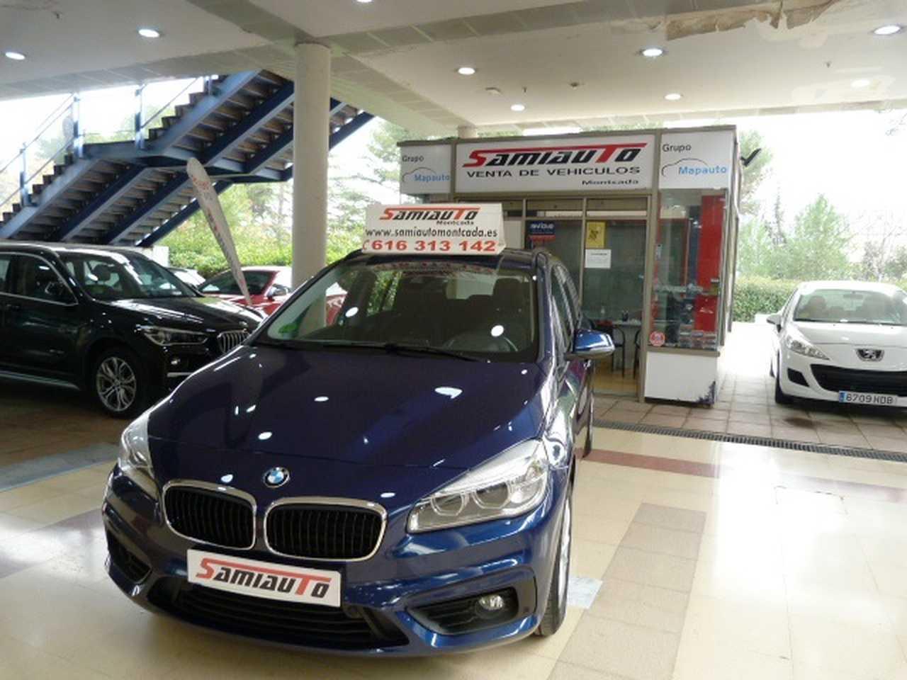 BMW Serie 2 Gran Tourer Serie 2 Gran Tourer 218d 5p UN SOLO PROPIETARIO LIBRO DE REVISIONES  - Foto 1