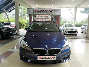 BMW Serie 2 Gran Tourer Serie 2 Gran Tourer 218d 5p UN SOLO PROPIETARIO LIBRO DE REVISIONES  - Foto 2
