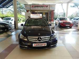 Mercedes Clase C Estate C 220 CDI AUTOMATICO UN SOLO PROPIETARIO LIBRO DE REVISIONES  - Foto 2