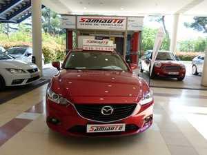 Mazda 6 Wagon 6 2.2 DE 150cv AT Style WGN 5p UN SOLO PROPIETARIO LIBRO DE REVISIONES  - Foto 2