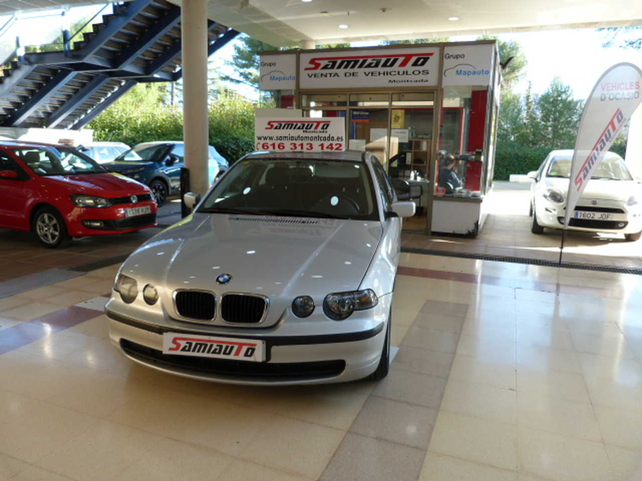 BMW Serie 3 Compact Compact 320td Compact 3p   - Foto 1