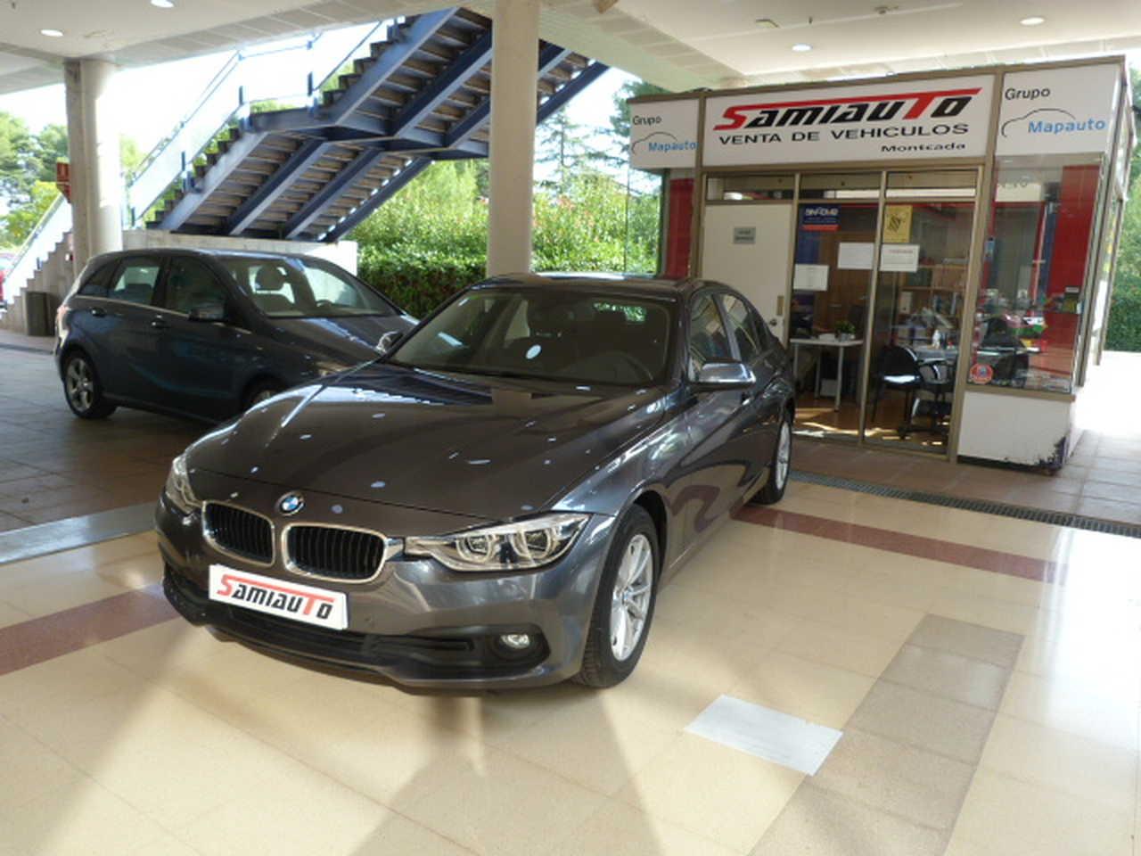 BMW Serie 3 Serie 3 320D 4p. un solo propietario, libro de revisiones  - Foto 1