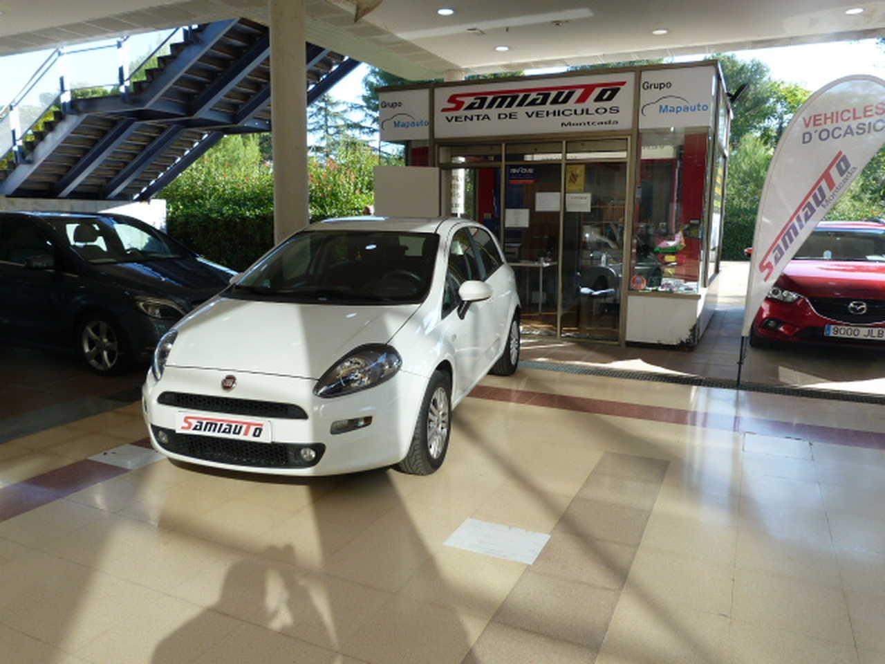 Fiat Punto   Punto 1.2 8v Easy 69 CV SS Gasolina 5p  muy muy bien cuidado  - Foto 1