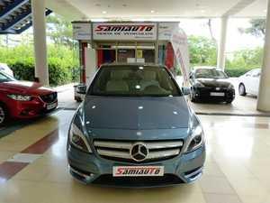 Mercedes Clase B  Clase B B 180 CDI BlueEFFICIENCY 5p. un solo propietario, libro de revisiones  - Foto 2