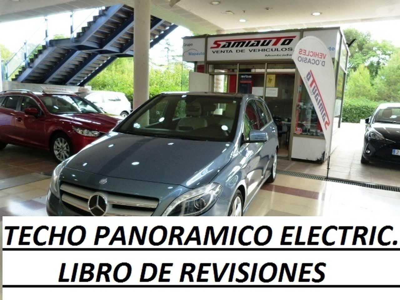 Mercedes Clase B  Clase B B 180 CDI BlueEFFICIENCY 5p. un solo propietario, libro de revisiones  - Foto 1