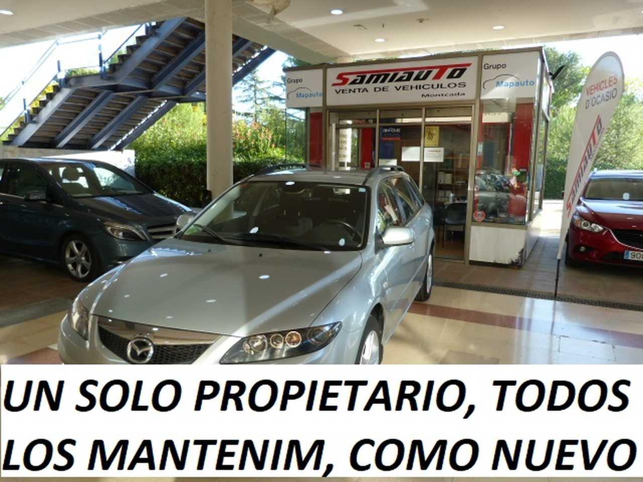 Mazda 6 Wagon Mazda6 Active 2.0 16v SW 5p un solo propietario, libro de revisiones  - Foto 1
