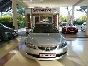Mazda 6 Wagon Mazda6 Active 2.0 16v SW 5p un solo propietario, libro de revisiones  - Foto 2