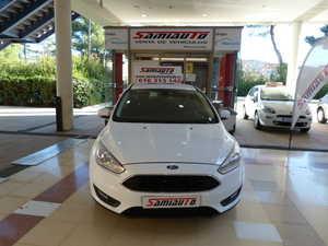 Ford Focus Focus 1.5 TDCi E6 120cv Trend un solo propietario, kilómetros certificados  - Foto 2