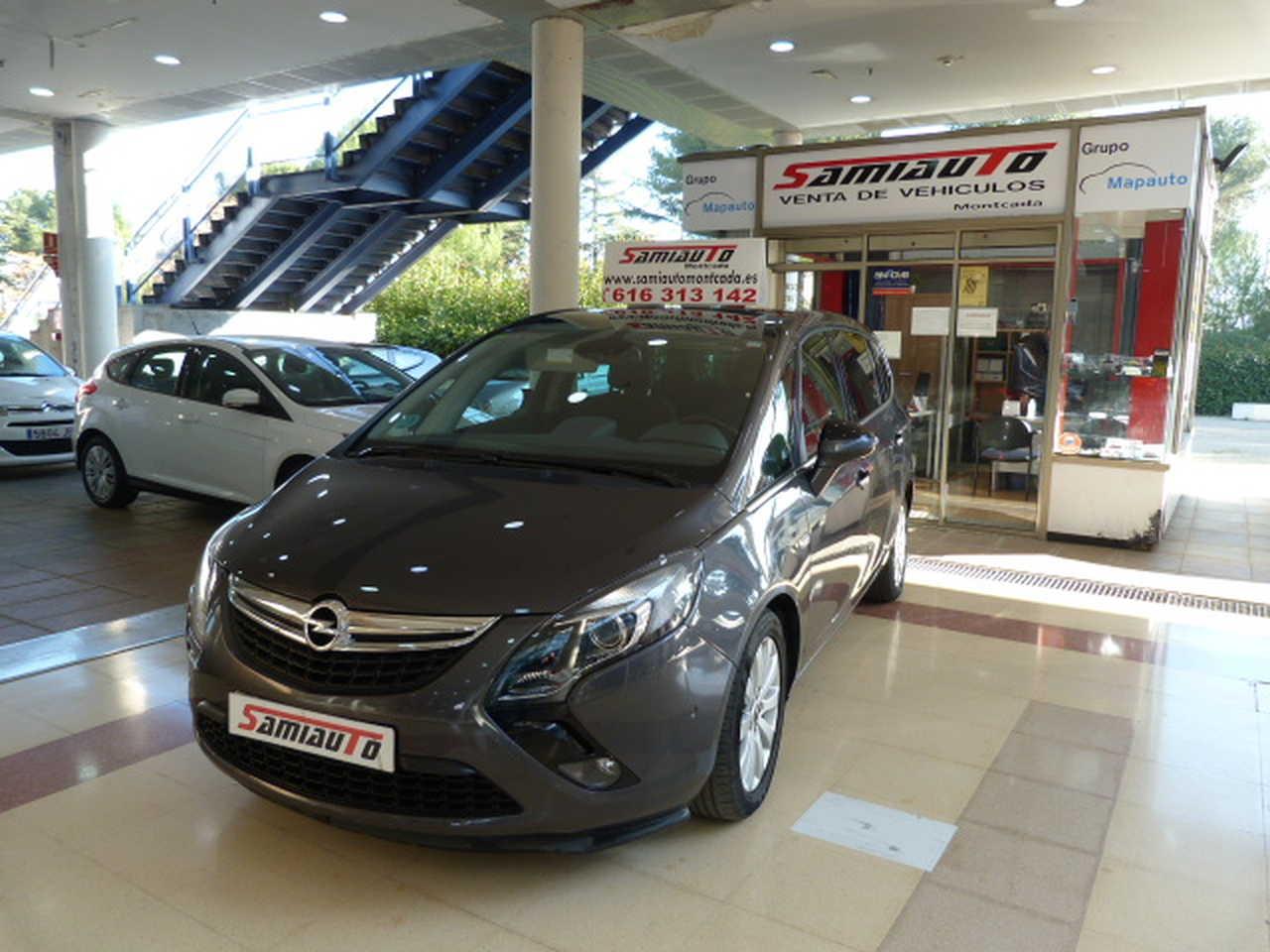 Opel Zafira  Tourer    Zafira Tourer 1.4 Turbo SS Excellence 5p. un solo propietario libro de revisiones  - Foto 1