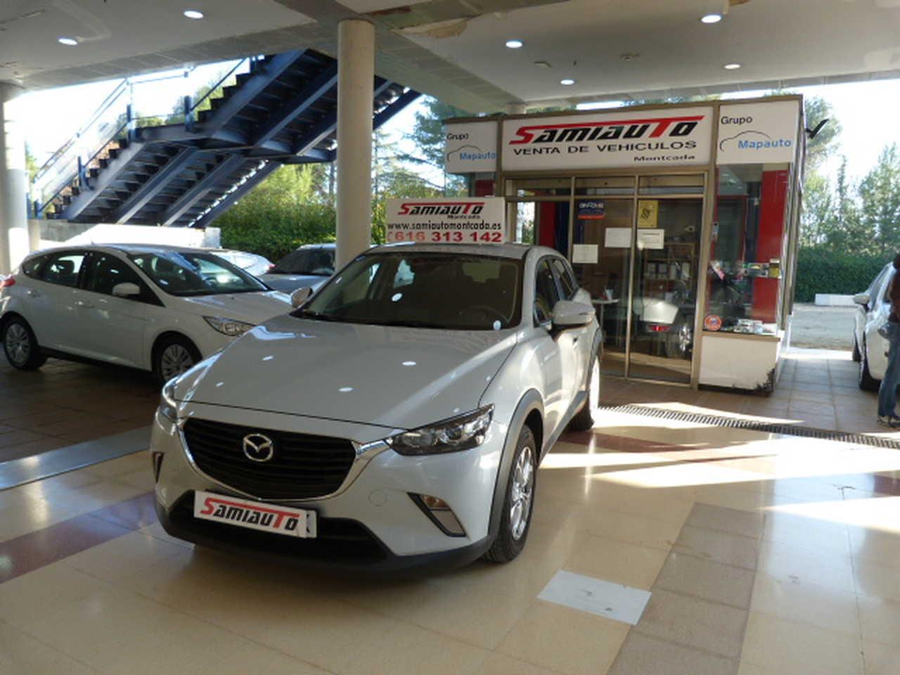 Mazda CX-3  CX3 2.0 SKYACTIV GE Style Nav 2WD AT 5p. un solo propietario libro de revisiones  - Foto 1