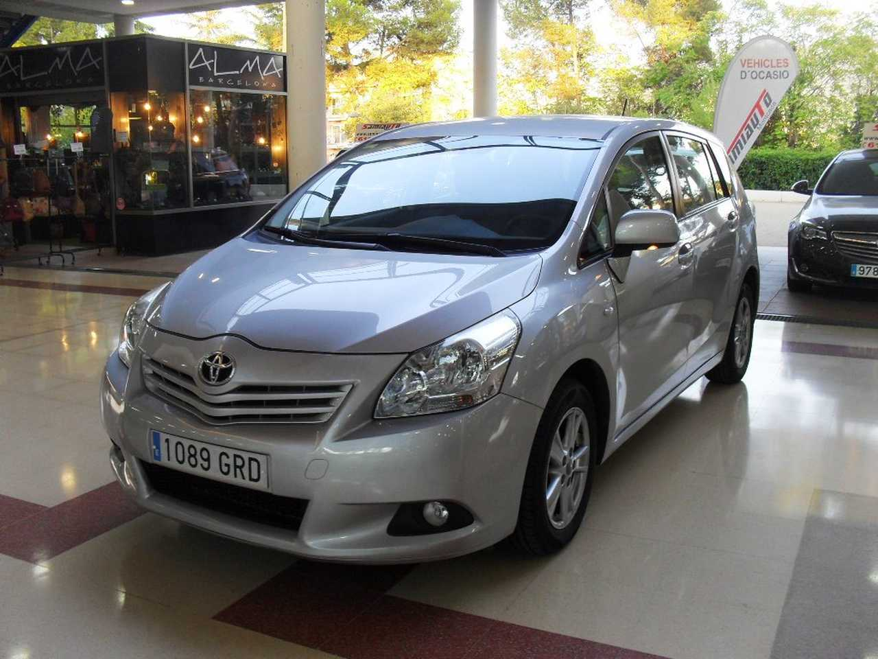 Toyota Verso TOYOTA Verso 1.6 VVTI Active 5pl. 5p UN SOLO PROPIETARIO COMO NUEVO  - Foto 1