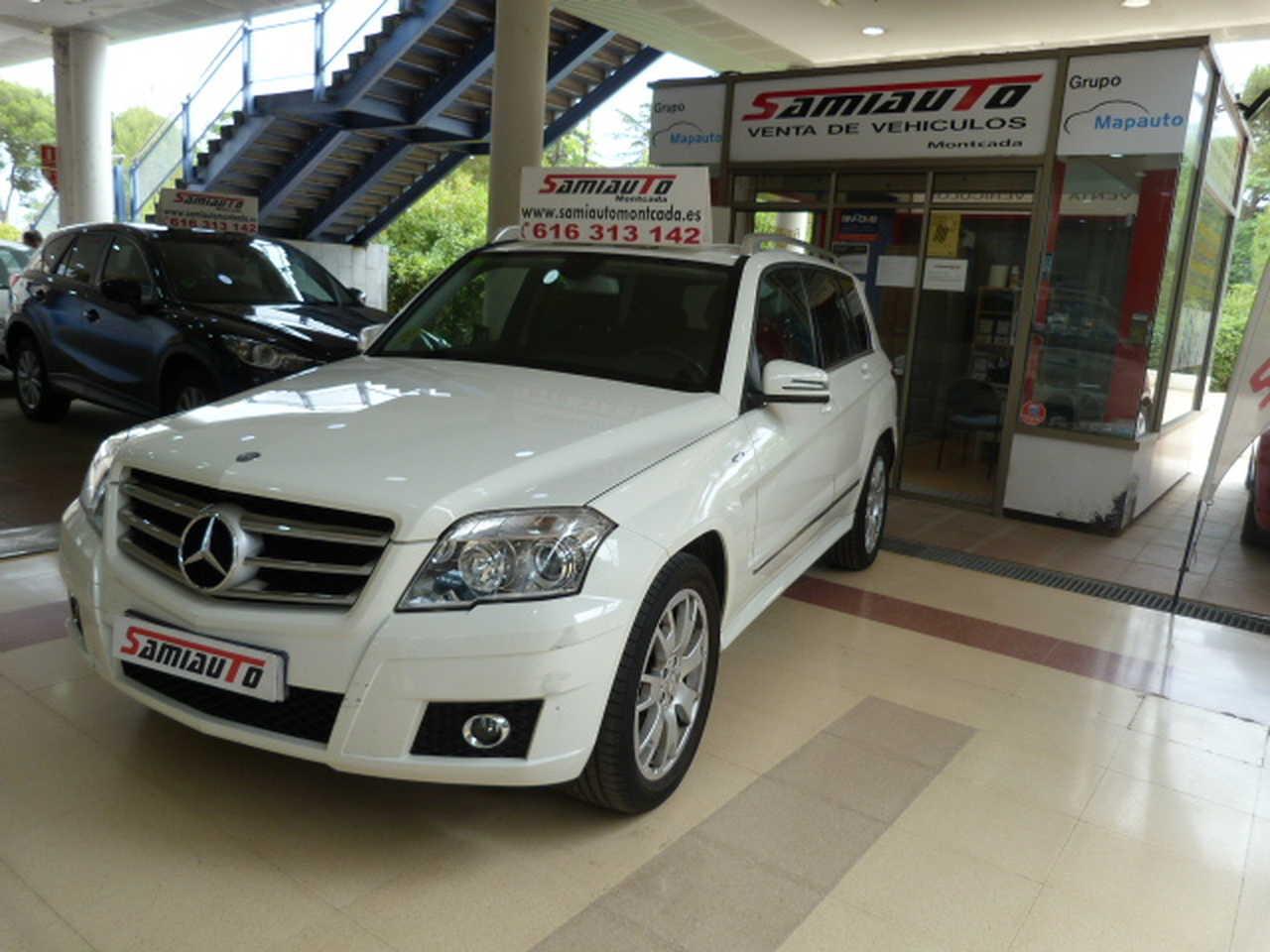 Mercedes Clase GLK Clase GLK GLK 220 CDI Blue Efficiency 5p. un solo propietario, libro de revisiones  - Foto 1