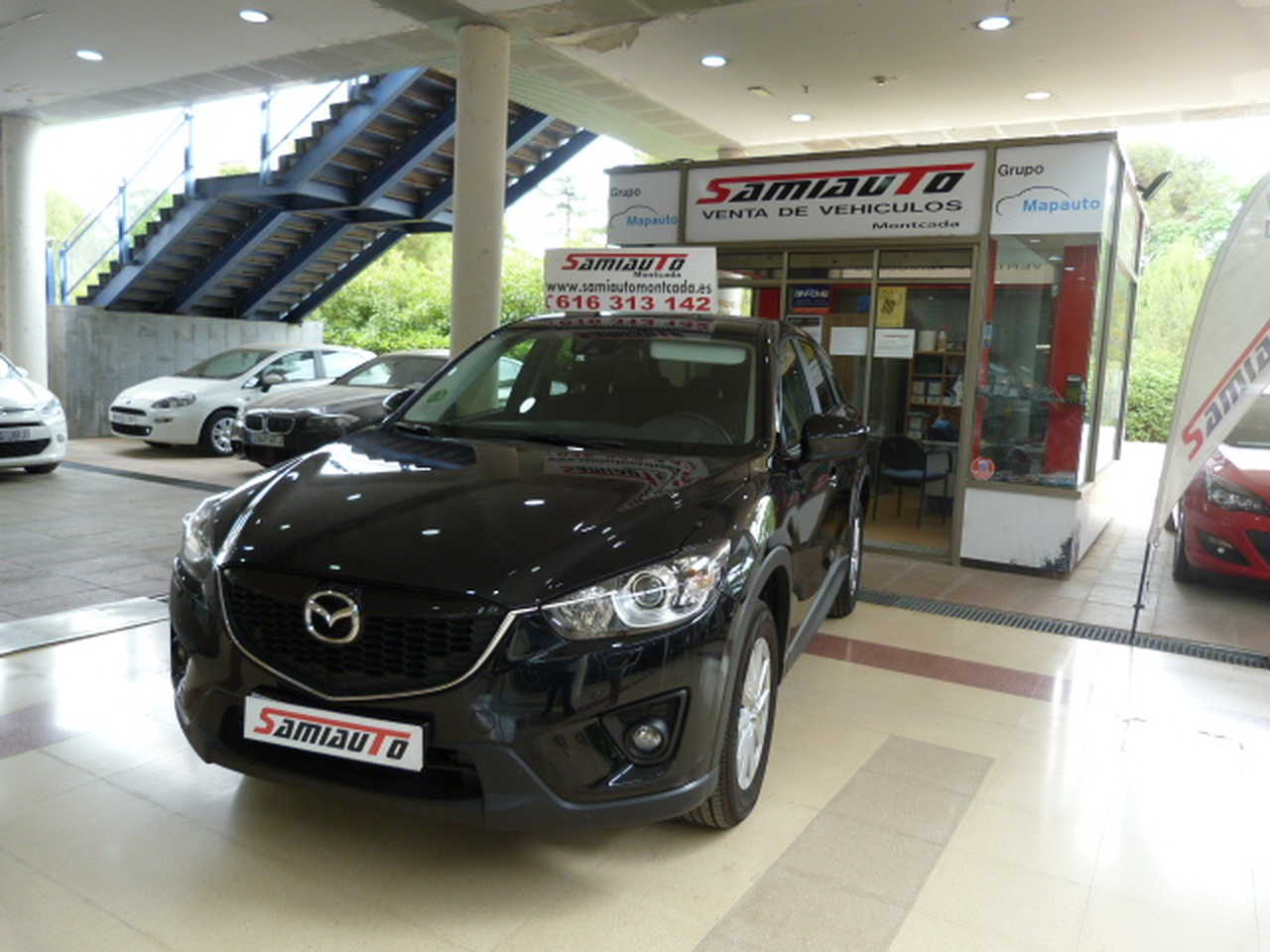 Mazda CX-5 CX5 2.0 121kW GE 2WD Style Navi 5p. un solo propietario, libro de revisiones  - Foto 1