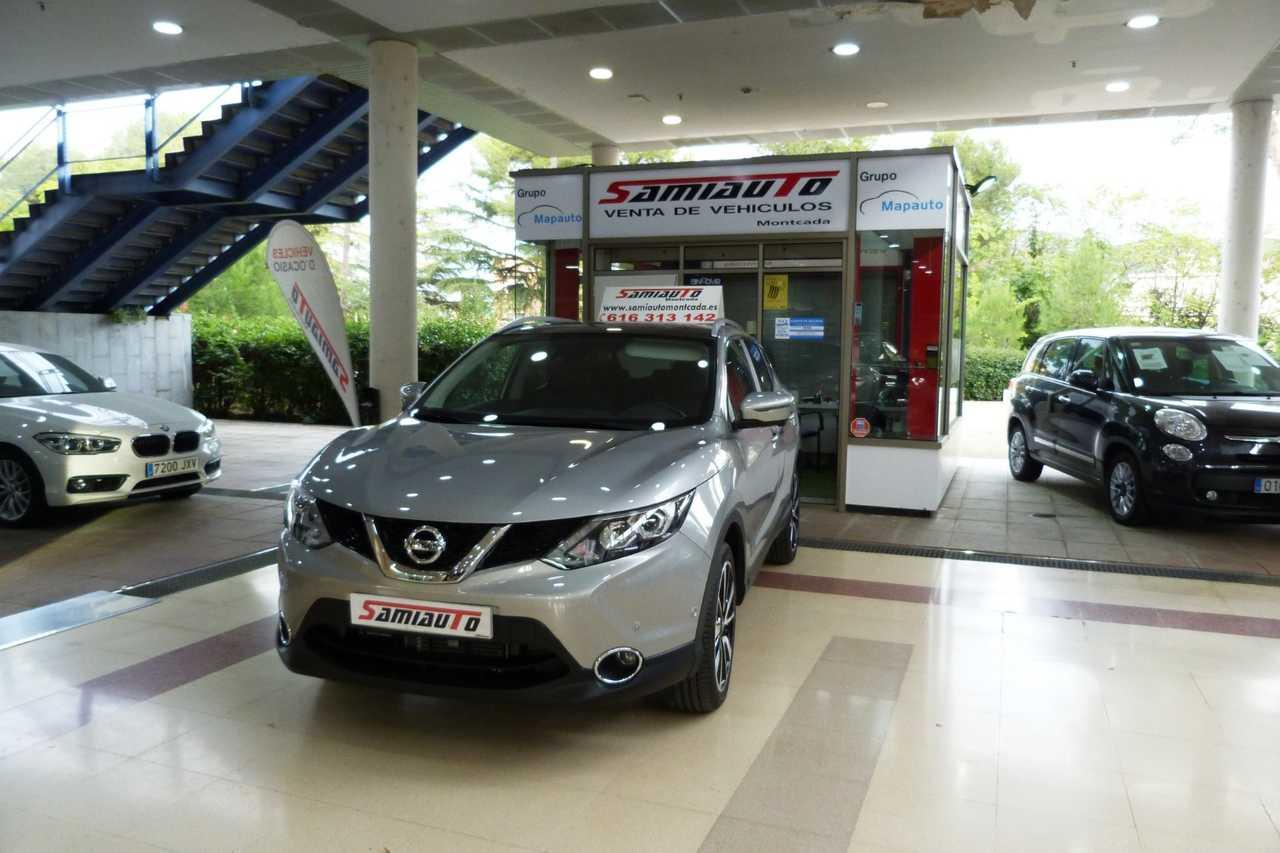 Nissan Qashqai QASHQAI 1.6 dCi XTRONIC TEKNA PIEL 5p VEHÍCULO NUEVO GERENCIA  - Foto 1
